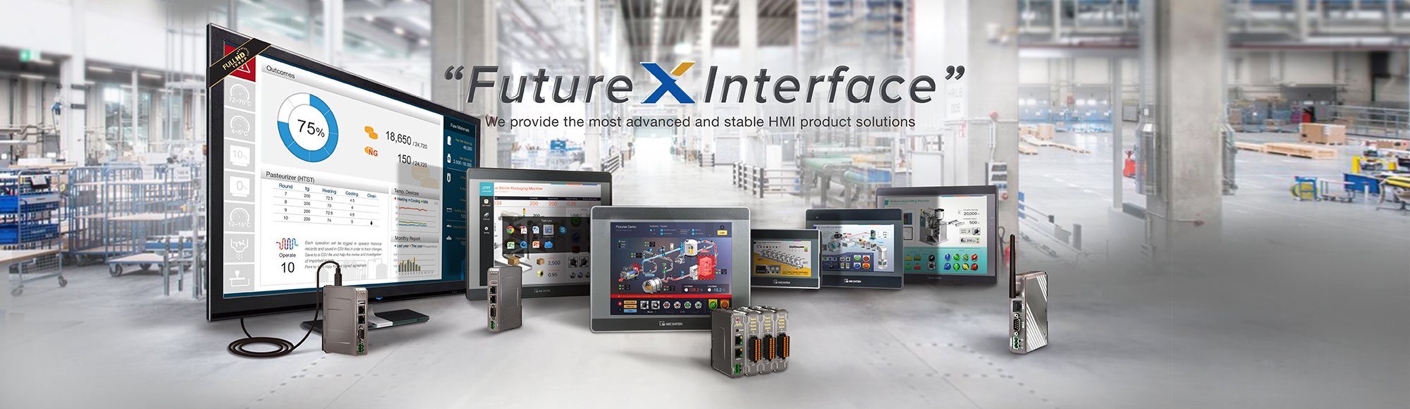 Future X Interface